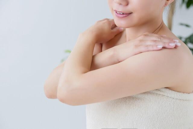 乾燥肌によるかゆみの対策には効果の高い入浴法でかゆみ解消
