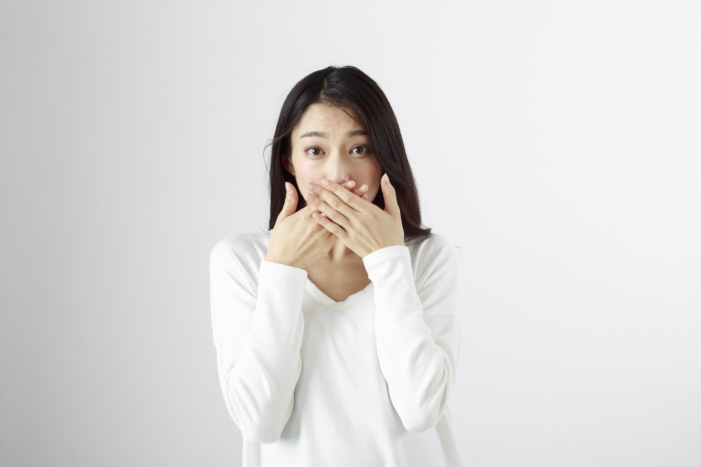 歯周病の悪臭