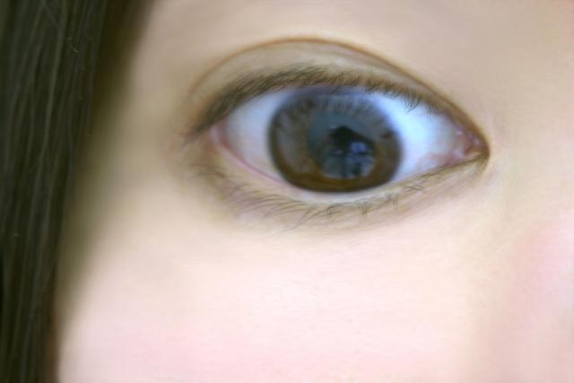 緑内障の視野欠損を簡単チェック!自宅でできる簡易法!